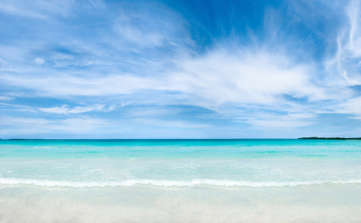 ビーチ「トロピカルな白砂のビーチ」:スマホ壁紙(12)