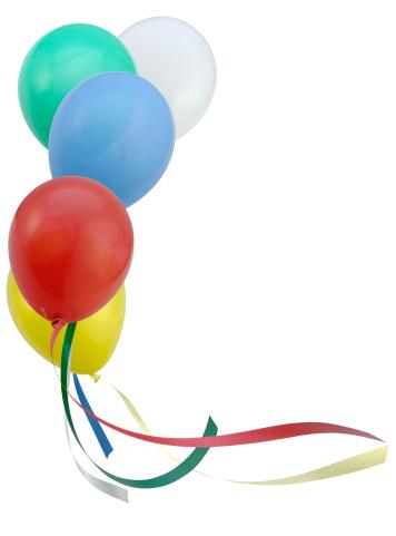Balloon「フライング風船」:スマホ壁紙(4)