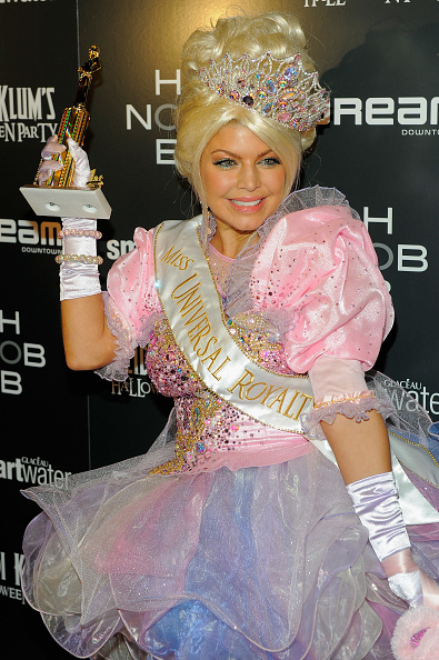 White Glove「Heidi Klum's 12th Annual Halloween Party」:写真・画像(5)[壁紙.com]