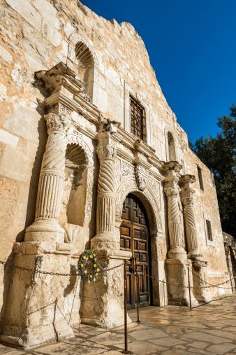 Paving Stone「The Alamo - San Antonio Texas」:スマホ壁紙(19)