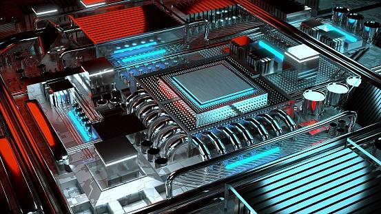 CPU「CPU Technology」:スマホ壁紙(4)