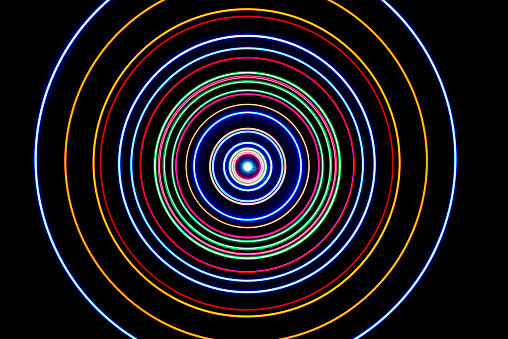 Focus On Background「Technology - Lights」:スマホ壁紙(16)