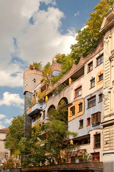 Planting「The Hundertwasser House」:写真・画像(11)[壁紙.com]