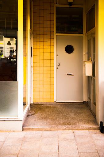 Vibrant Color「front door in Rotterdam, zeventien style」:スマホ壁紙(14)