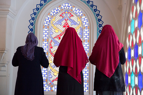 Islam「Open-House Day At Germany's Mosques」:写真・画像(12)[壁紙.com]