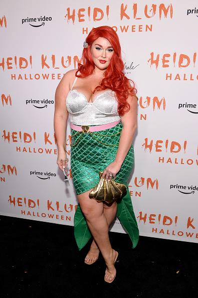 Big Tech「Heidi Klum's 20th Annual Halloween Party Presented By Amazon Prime Video And SVEDKA Vodka At Cathédrale New York - Arrivals」:写真・画像(16)[壁紙.com]