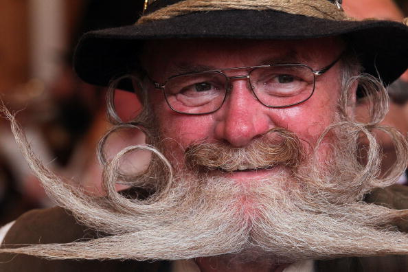 Garmisch-Partenkirchen「25th Garmisch-Partenkirchen Beard Champioships」:写真・画像(9)[壁紙.com]