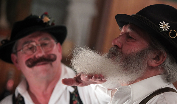 Garmisch-Partenkirchen「25th Garmisch-Partenkirchen Beard Champioships」:写真・画像(6)[壁紙.com]