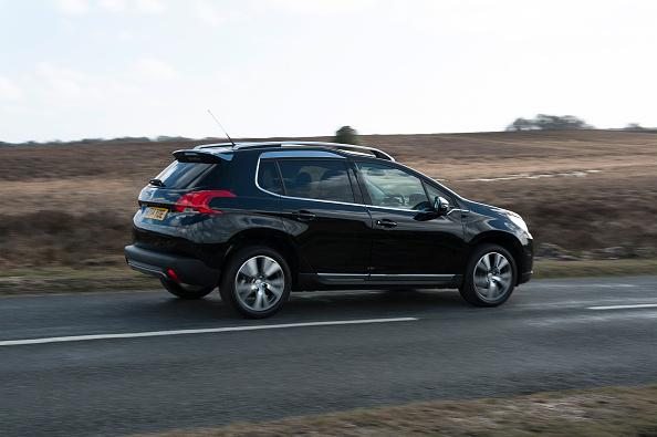 Finance and Economy「2014 Peugeot 2008 Hdi Feline」:写真・画像(11)[壁紙.com]
