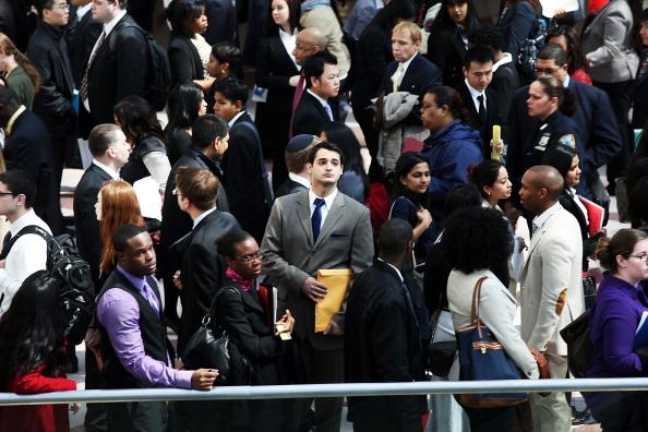 Corporate Business「City University Of New York Holds Job And Internship Fair」:写真・画像(12)[壁紙.com]