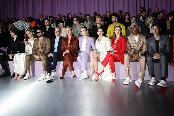 Milan Fashion Week「BOSS - Front Row - Milan Fashion Week Fall/Winter 2020 - 2021」:写真・画像(18)[壁紙.com]