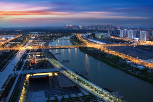 Olympic Stadium「Olympic Architectures,Beijing,China」:スマホ壁紙(14)