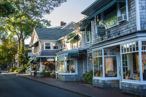 Massachusetts「View of Edgartown」:スマホ壁紙(11)