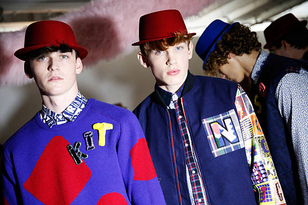 Kit Neale: Backstage - London Collections: Men AW15:ニュース(壁紙.com)