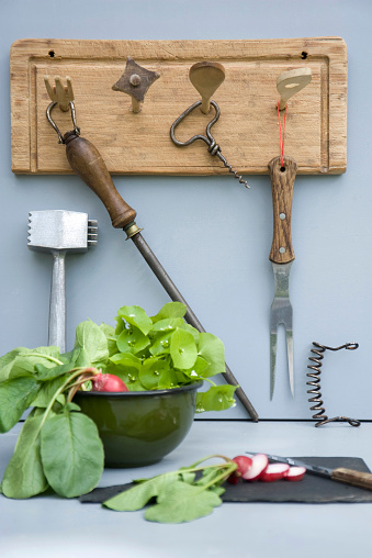 Focus On Background「Upcycled kitchen utensils」:スマホ壁紙(3)