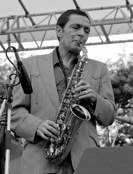Arts Culture and Entertainment「Art Pepper, American Alto Saxophonist And Clarinetist, Capital Jazz,  Knebworth, 1981.   Artist: Brian O'Connor.」:写真・画像(15)[壁紙.com]