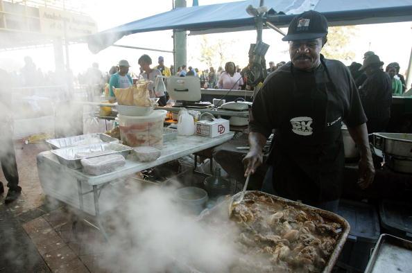 Chicken Meat「New Orleans Celebrates Its First Mardi Gras Since Hurricane Katrina」:写真・画像(16)[壁紙.com]