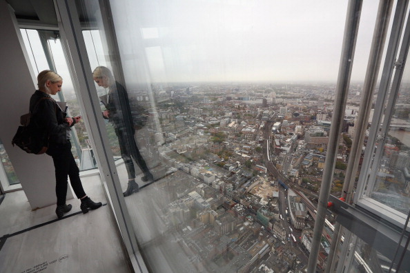 Shard London Bridge「Press Preview Of The View From The Shard Tourist Attraction Which Opens In 2013」:写真・画像(13)[壁紙.com]