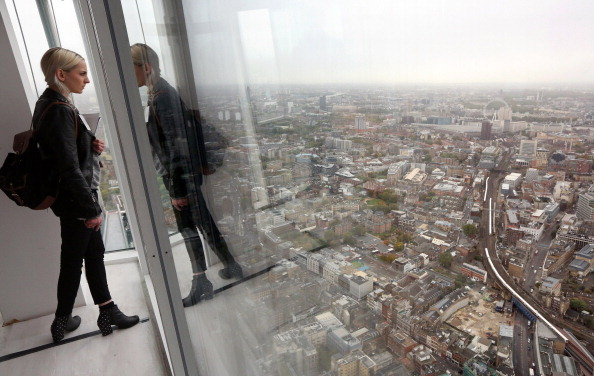 Shard London Bridge「Press Preview Of The View From The Shard Tourist Attraction Which Opens In 2013」:写真・画像(4)[壁紙.com]
