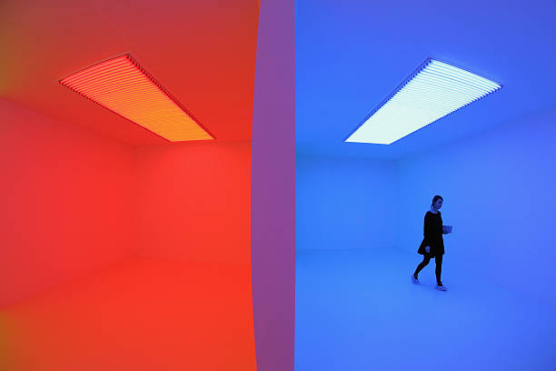International Artists Exhibit Their Work As Part Of The Hayward Gallery's Light Show exhibition:ニュース(壁紙.com)