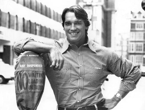 Archival「Schwarzenegger」:写真・画像(7)[壁紙.com]