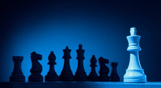 Battle「Isolated Chess King」:スマホ壁紙(19)