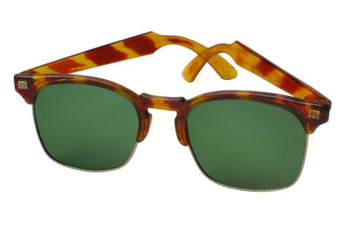 Horn Rimmed Glasses「Vintage 1950's - 1960's tortoise shell sunglasses」:スマホ壁紙(17)