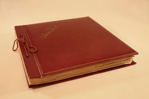 スクラップブック「Vintage 1950's scrapbook」:スマホ壁紙(10)