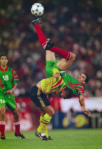 Clive Brunskill「Morocco v Ghana 1998 World Cup Qualifier」:写真・画像(16)[壁紙.com]