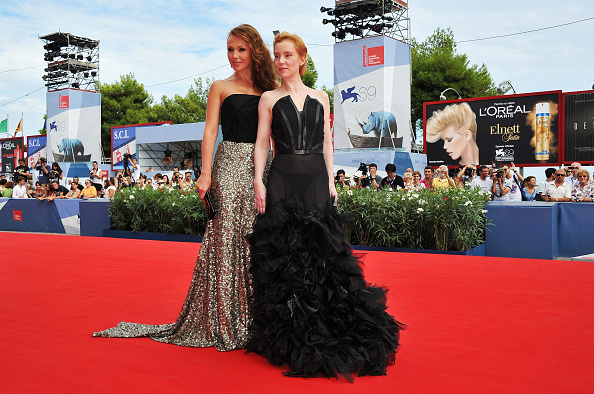 "Palazzo del Cinema「""Izmena"" Premiere - The 69th Venice Film Festival」:写真・画像(11)[壁紙.com]"