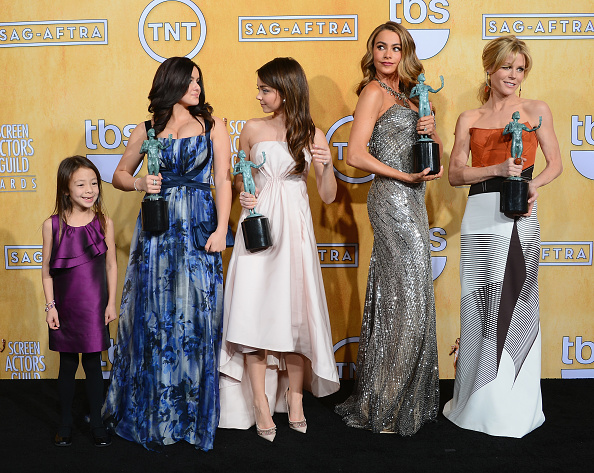 アリエル ウィンター「20th Annual Screen Actors Guild Awards - Press Room」:写真・画像(5)[壁紙.com]