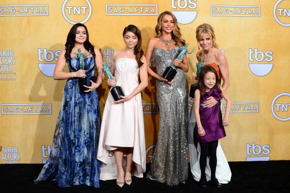 Ariel Winter「20th Annual Screen Actors Guild Awards - Press Room」:写真・画像(14)[壁紙.com]