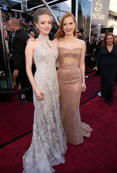 Amanda Seyfried「85th Annual Academy Awards - Red Carpet」:写真・画像(4)[壁紙.com]