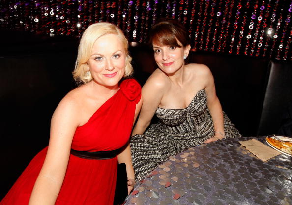 Amy Poehler「Cartier At NBC Universal And Focus Features' Golden Globes After Party」:写真・画像(14)[壁紙.com]