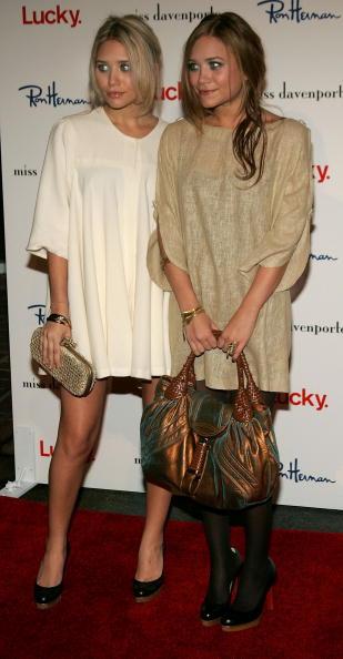 Mini Dress「The Olsen's and Lucky Magazine Host Miss Davenporte Trunkshow」:写真・画像(0)[壁紙.com]