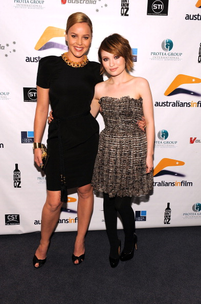 "Annual Australians In Film Breakthrough Awards「Australians In Film Screening Of Warner Bros. ""Sucker Punch""」:写真・画像(17)[壁紙.com]"