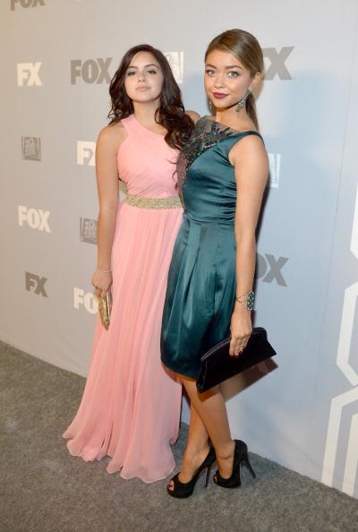 アリエル ウィンター「Fox Broadcasting Company, Twentieth Century Fox Television And FX Proudly Celebrate Their 2013 EMMY Nominees - Red Carpet」:写真・画像(13)[壁紙.com]
