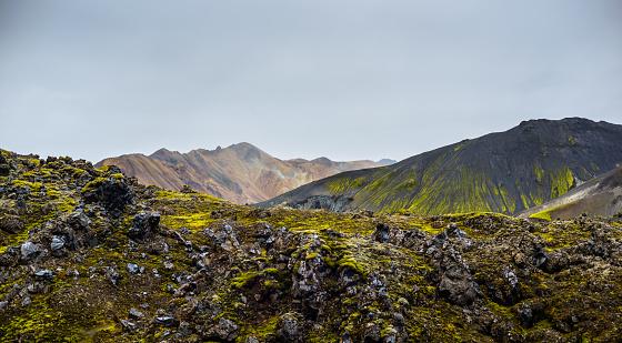 Lava「Landmannalaugar, Iceland」:スマホ壁紙(10)