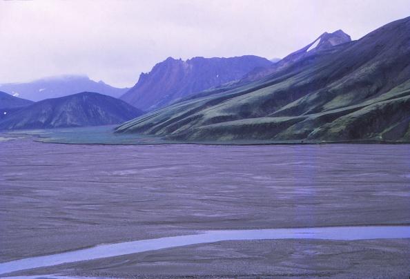 Volcanic Landscape「Landmannalaugar」:写真・画像(5)[壁紙.com]