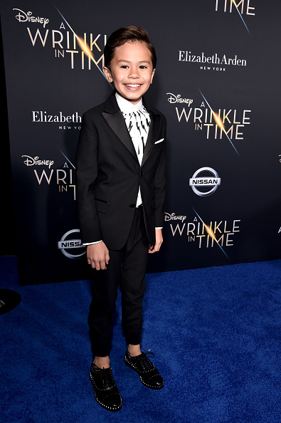 A Wrinkle in Time「World Premiere of Disney's 'A Wrinkle In Time'」:写真・画像(16)[壁紙.com]