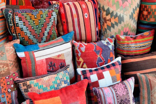 Iranian Culture「Turkish Cushions」:スマホ壁紙(9)