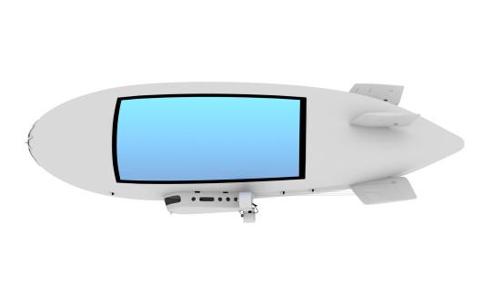 Airship「飛行船絶縁型」:スマホ壁紙(18)