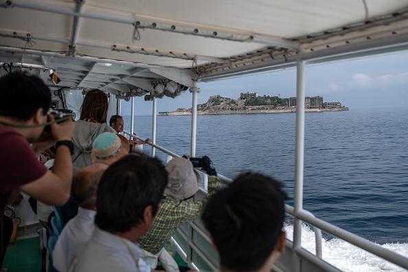 Tourism「Japan's Battleship Island」:写真・画像(7)[壁紙.com]