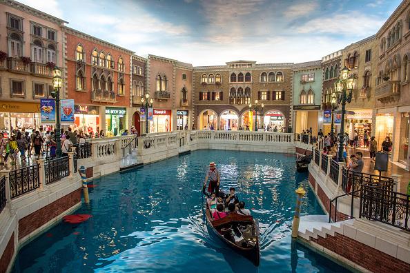 Tourism「Macau's Booming Gaming Industry」:写真・画像(16)[壁紙.com]