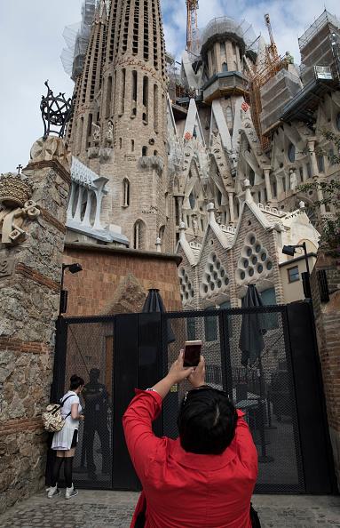 Sagrada Familia - Barcelona「Aftermath Of The Catalonian Independence Referendum」:写真・画像(8)[壁紙.com]