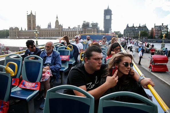 Tourism「London Tourism Hit Hard Amid Coronavirus Pandemic」:写真・画像(9)[壁紙.com]