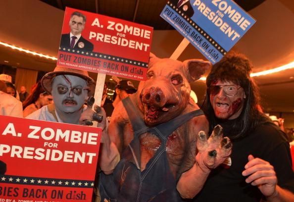 Dragon Con「A. Zombie, Presidential Candidate At Dragon*Con 2012」:写真・画像(19)[壁紙.com]