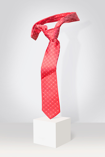Businesswear「Symbolic picture of an award for good performance in business, tie」:スマホ壁紙(5)