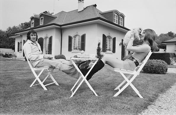 Jackie Stewart - Race Car Driver「Jackie Stewart And Wife」:写真・画像(8)[壁紙.com]