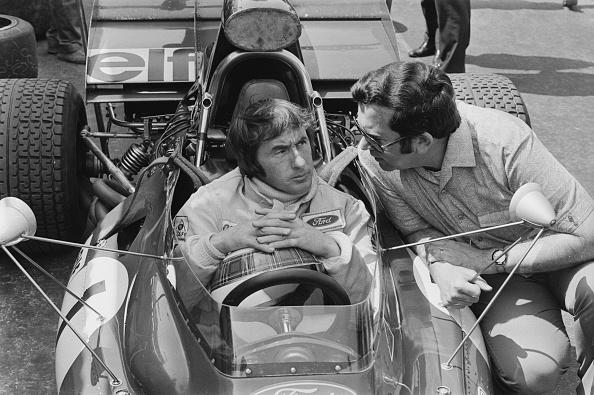 Victor Blackman「Driving at Brands Hatch」:写真・画像(1)[壁紙.com]